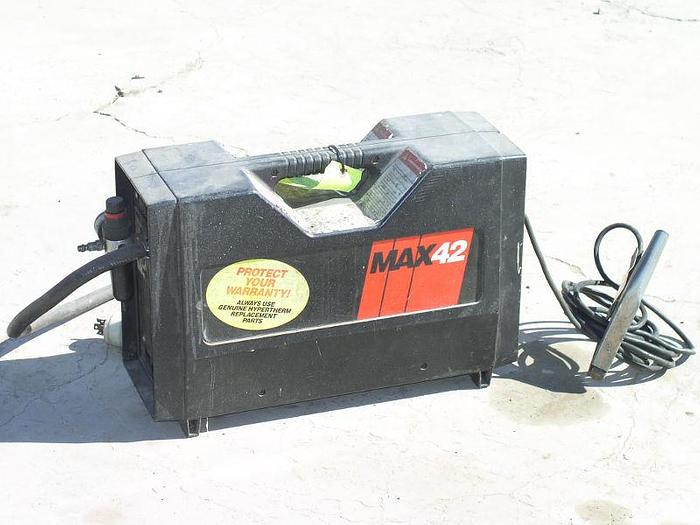 Hypertherm Model Max42 Plasma Cutter