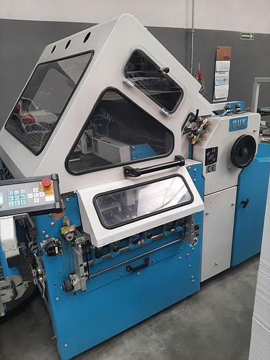 Used GUK K74 / 4 KTLL R6 2007 up to 32 pages