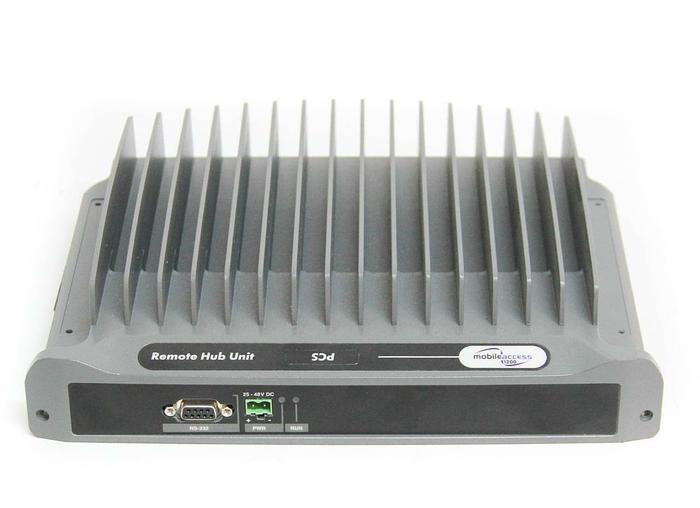 Used Corning Mobile Access 1200-PCS-AO-LT Rev A02 Remote Hub Unit PCS (5471)