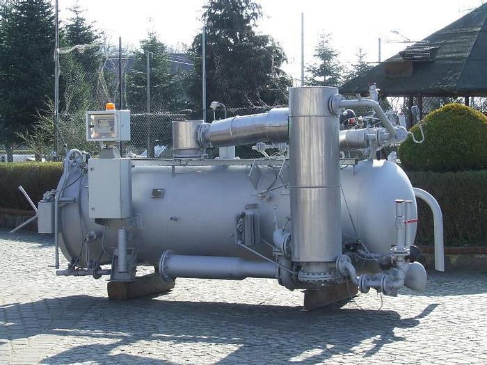 Used Sterylizator – autoklaw 4-koszowy WSA 7 z pełną automatyką procesu