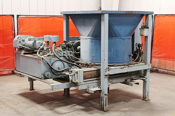 "ARS RST-1000 ""Mill Duty"" Hydraulic Briquetter: MC-445"