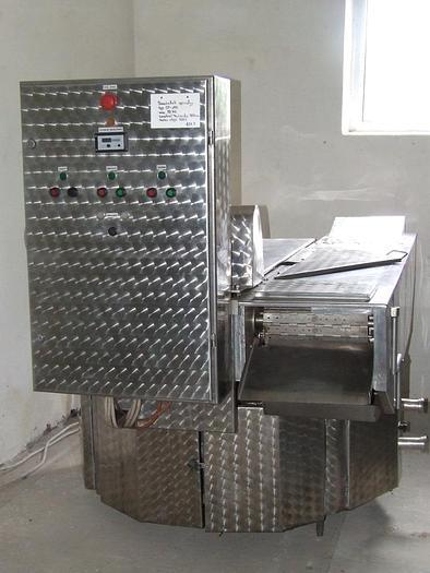 """Używane Smażalnik spiralny """"Nagema"""" GP - 150"""
