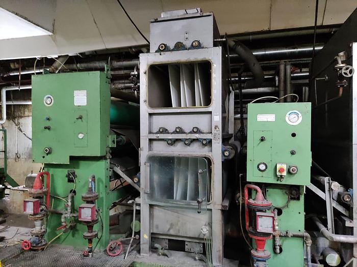 Used Washing boxes AMDES  1985  1800 mm