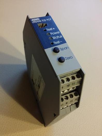 Gebraucht Jumo, Temperatur Transmitter, dTrans T02 PCP 956521/888-88-23