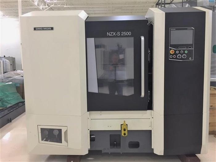 Used 2014 DMG-Mori NZX-S 2500