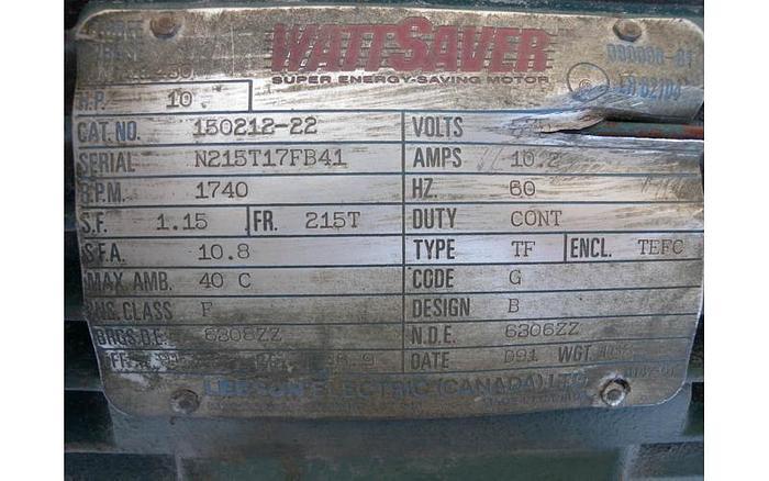 USED GRANULATOR, 10 HP