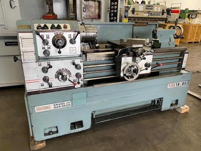 """Used 16""""/24"""" x 40""""cc, ACRA TURN NAMSEON, WITH TOOLING #5849"""