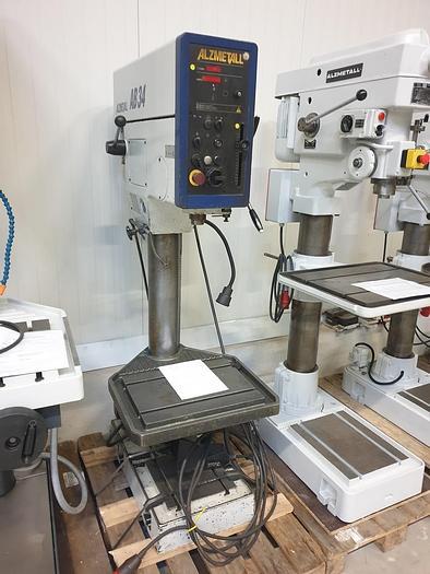 Gebraucht Säulenbohrmaschine Alzmetall AB 34 SV
