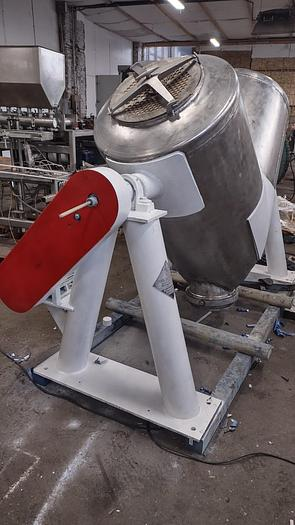 Used 20 CU. FT. P-K TWIN SHELL BLENDER -S/S (#9667)
