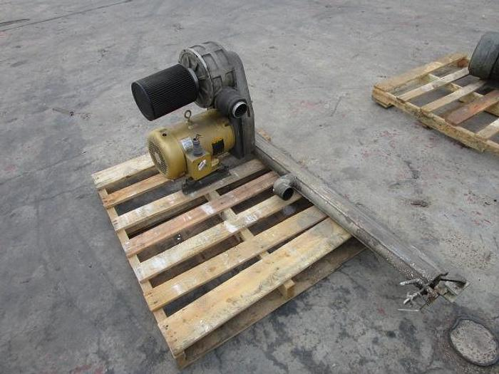 Used Air Knife and Blower from Chil stock #4756-034