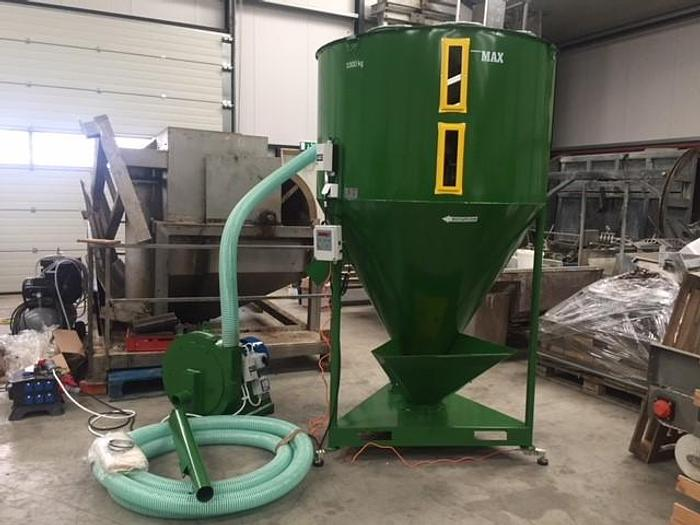 Feed Mill Unit 1.000 kg per hour