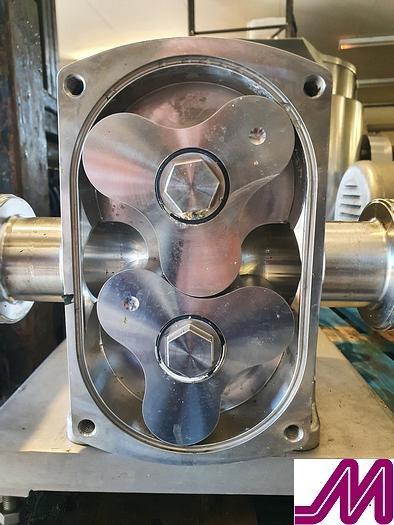Used 2013 Alfa Laval Optilobe 32 Rotary Lobe Pump