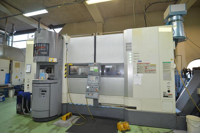 MS74 Mazak Integrex e-410 H