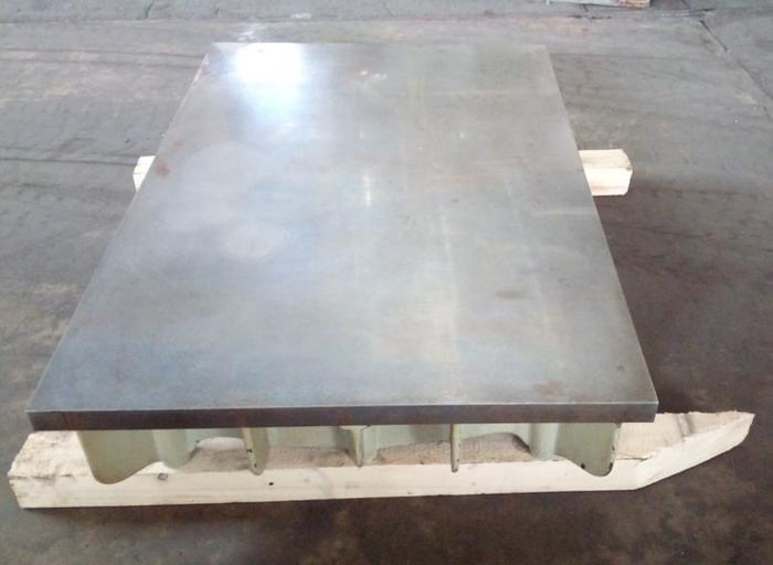 Messplatte Anreissplatte Stahl