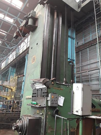 Horizontal boring and milling machine Ernault Somua FA300/200 CNC