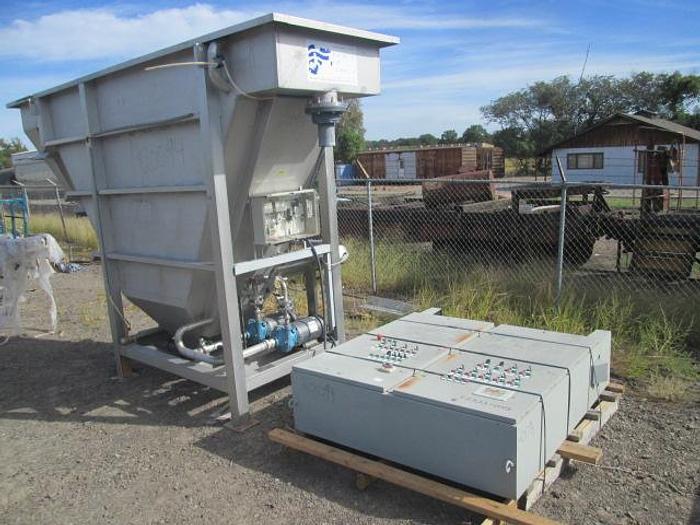 Used NIJHUIS Water Technologies DAF System