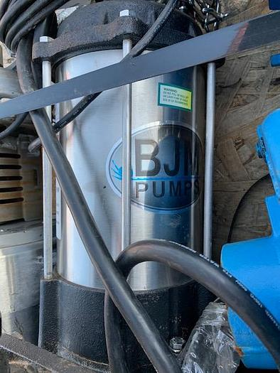 BJM Submersible Pump