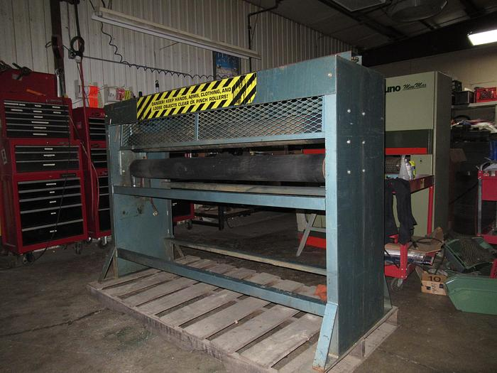 Used Mar Bel  PR6 Pinch Roller