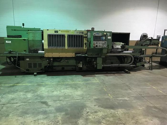 MORI SEIKI TL40B/3000 CNC LATHE