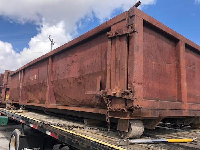 USED 20 YARD ROLLOFF CONTAINER CAN
