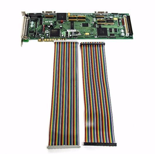 Used Galil Motion Control DMC-1870 Rev. E w/ Cables DMC-18x0 PCI Optima  (4170)