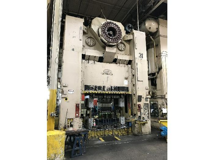 1000 ton Danly SSDC Press