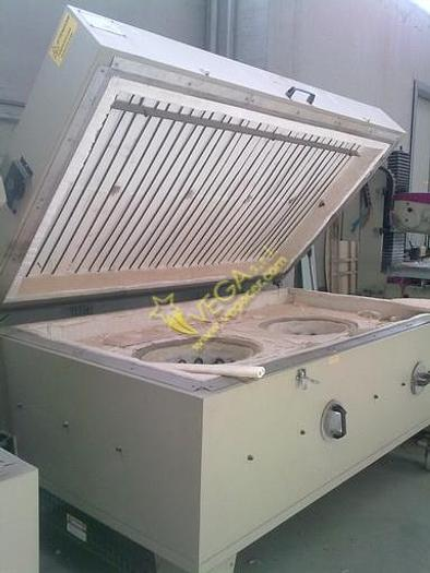 Used Electric kiln for glass melting R.C.N. mod. TOP 2000