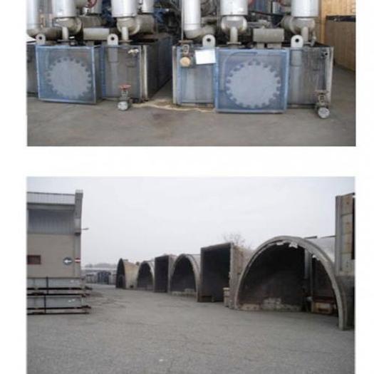 Refurbished 254 MW 1998 Refurbished Siemens TG50 D5 Natural Gas Turbine