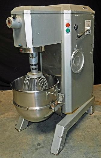 Used USED UNIVEX 60 QUART MIXER, MODEL M60