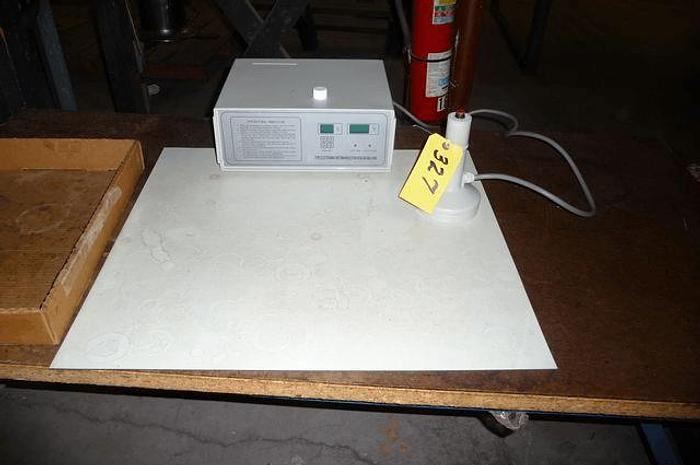 Used NETISM ELECTROMAG INDUCTION HEAT CAP SEALER – #7146