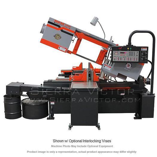 HE&M Horizontal Pivot Bandsaw H105LA-C