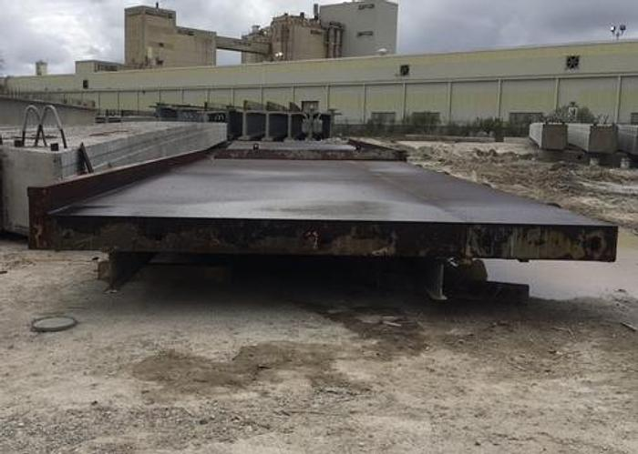 Used 2005 Bonnybrook 14′ and 12′ Precast Tilt Tables