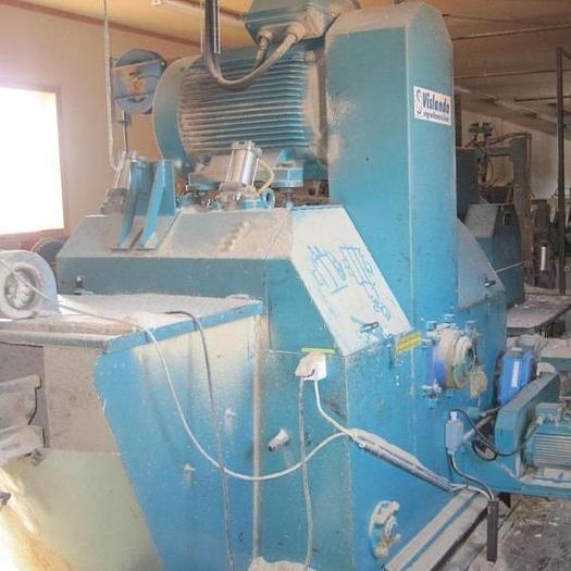 Used ARIVislanda, 509 - 3F, Multirip saw