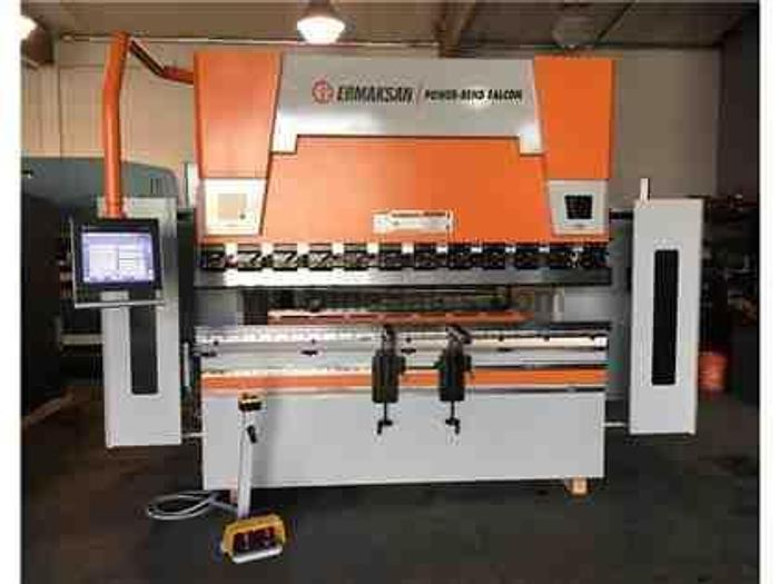 2017 110 Ton Ermak Power Bend Pro CNC Press Brake