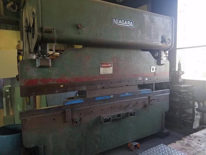 Niagara 60 ton Press Brake