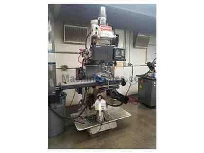Ganesh GMV-1 Vertical Milling Machine