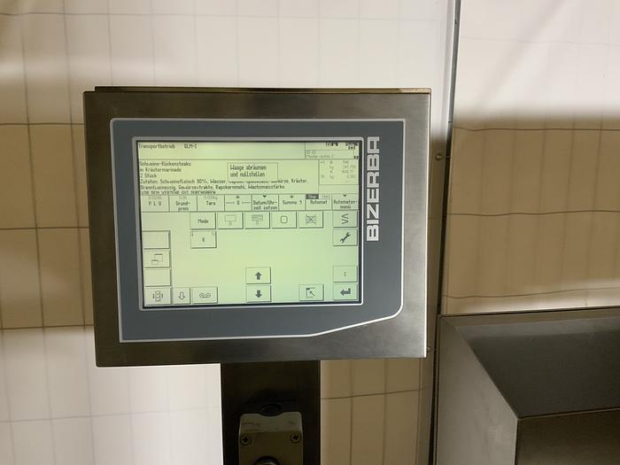 Auszeichnungsautomat  BIZERBA GLM-I Wipperfürth