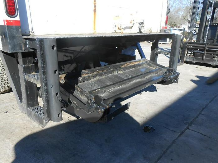 "Used WALTCO LIFT GATE 96"" MODEL GQ250, 300583003    42"" FOLDED OUT"