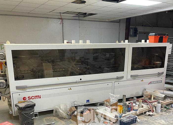 Used SCMI Olimpic K500
