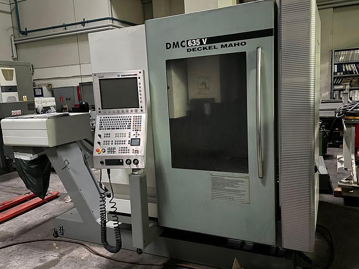 Gebraucht CNC Bearbeitungszentrum DECKEL MAHO DMC 635 V