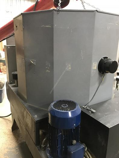 Mutek Briquette Press