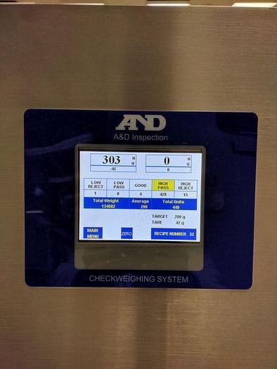 2018 A & D AD-4961-SR2410