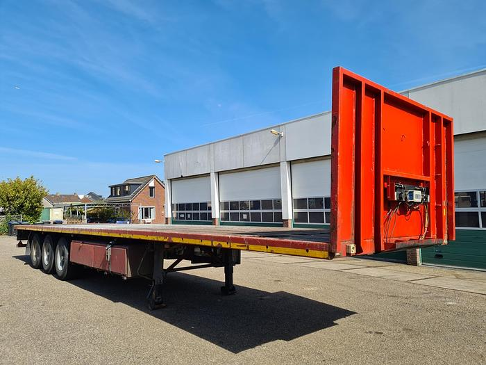 Used 1999 Pacton T3-001 / BPW / Timberstakes / Dutch registration
