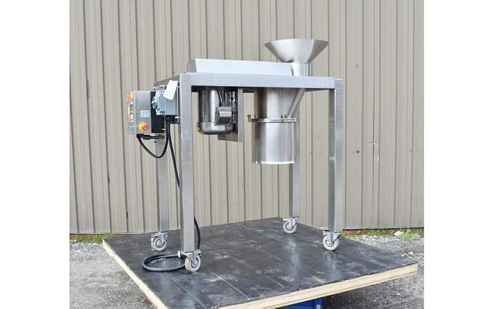 Used USED QUADRO COMIL, MODEL 196 S, STAINLESS STEEL, SANITARY