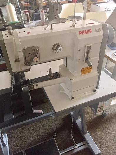 Used Pfaff 335 G