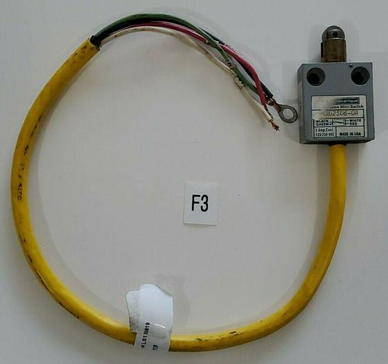 Used *PREOWNED* Telemecanique MS02S06-04 Mini Limit Switch 5A 250VAC + Warranty!