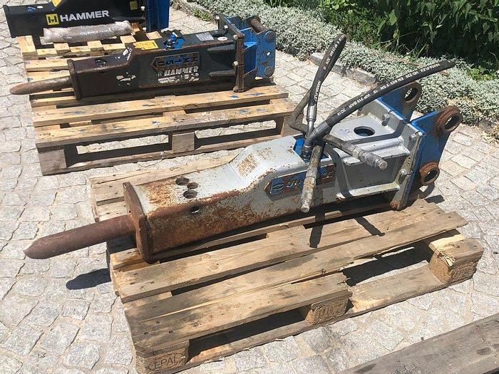 Gebraucht Hammer HM250 Hydraulikhammer