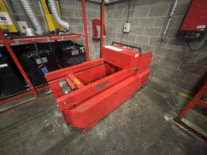 Used ROY FABRICATIONS ARM Battery Loader