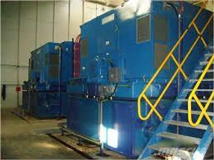 70 MW 2006 Used Wartsila 50DF and 20V34SG Natural Gas Generators