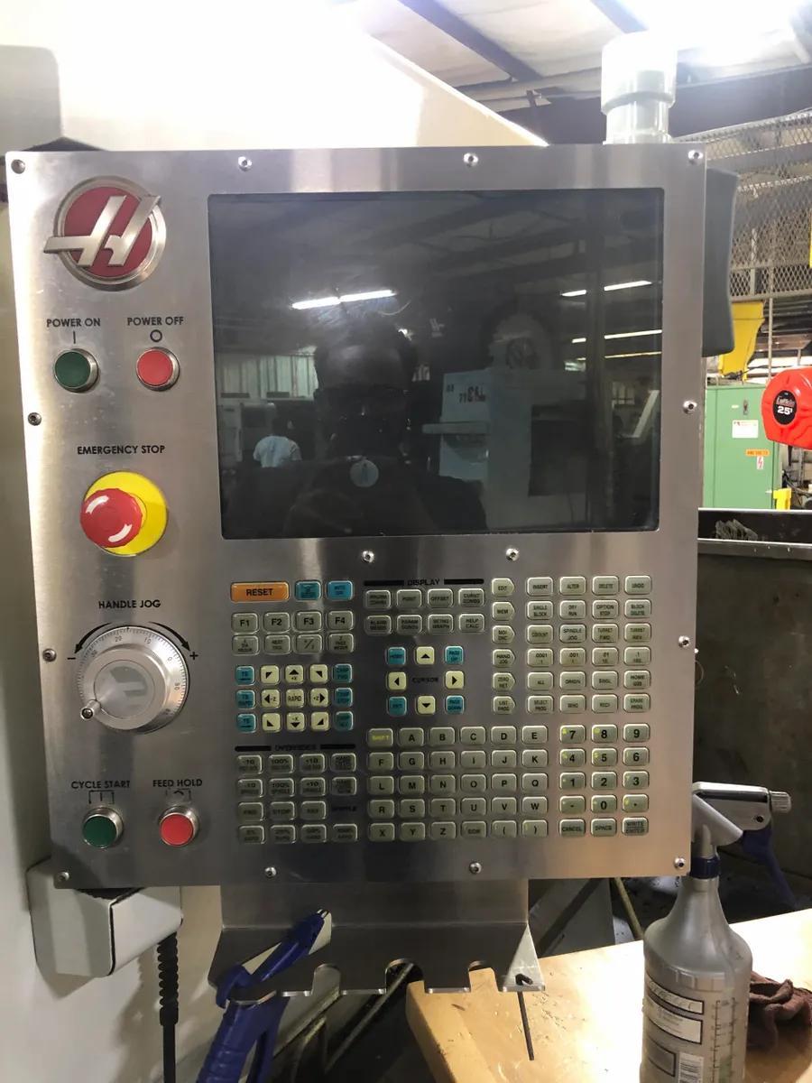2012 Haas ST-40 CNC Lathe